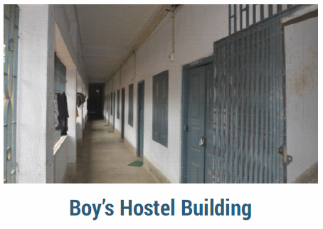 Boys Hostel - Institute of Genetic Engineering