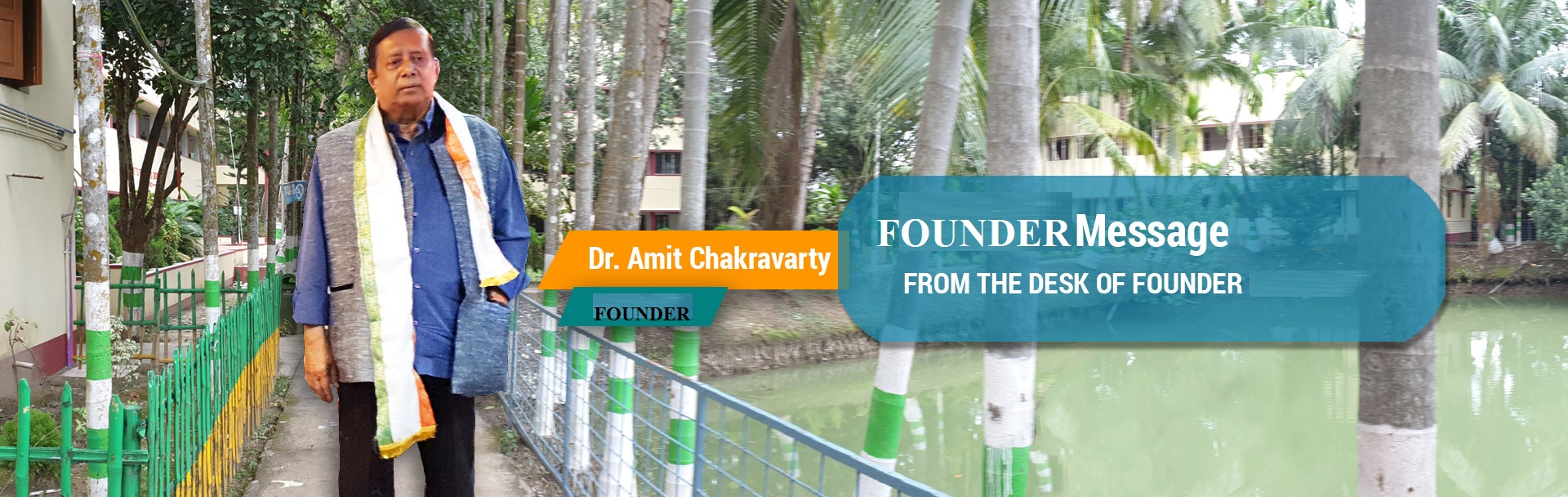 Dr Amit Chakravarty, Institute of Genetic Engineering
